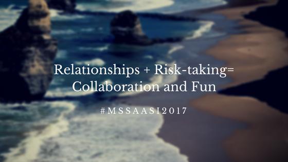 Relationships, Risk-Taking